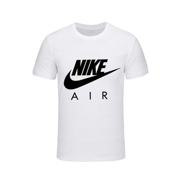 3954779eb38a8743 - NIKE 跑步 短袖t恤 情侶款 圓領 莫代爾棉 打底衫 修身 簡約 上衣服