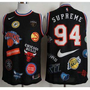 3b9974411b587d63 300x300 - Nike NBA球衣 聯名版黑色