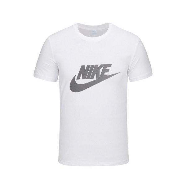 3baafe7cc8162795 - NIKE 跑步 短袖t恤 情侶款 圓領 莫代爾棉 打底衫 修身 簡約 上衣服
