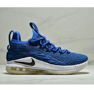 3bfa02f69458e442 300x300 - NIKE LEBRON XV LOW EP 詹姆斯15代 魚鱗片氣墊籃球鞋 男款 寶藍黑