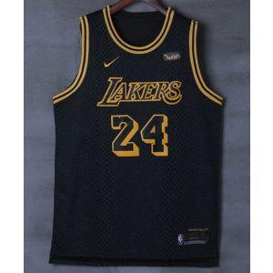 41809176da47045f 300x300 - Nike NBA球衣 湖人  黑色