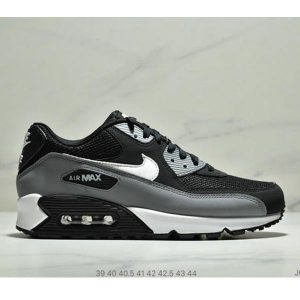 41f60714a924f227 300x300 - Nike Air Max 90 Essential 復古氣墊休閒跑鞋 男款 黑灰白