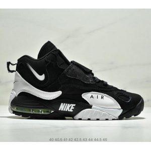 4371aea465b3901a 300x300 - Nike Sportswear Air Max Speed Turf 加速實驗系列復古氣墊籃球鞋黑白奧利奧 男款 黑白