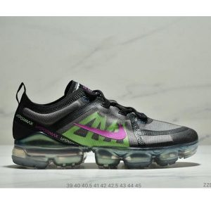 4475c081aa159811 300x300 - Nike Air Vapormax 2019大氣墊 網紗鞋面全掌氣墊跑步鞋 男款 黑綠桃紅
