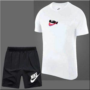 47f846d32f9e467b 300x300 - NIKE 跑步 短袖t恤 情侶款 圓領 莫代爾棉 打底衫 修身 簡約 短袖套裝