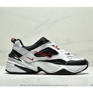 48a6d24aa2302395 300x300 - Nike M2K Tekno 奧利奧配色復古運動老爹鞋 情侶款 白黑紅