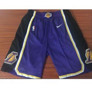 495bf86cd60f2bf2 300x300 - Nike NBA球衣 球褲湖人復古紫