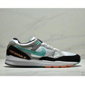 4afedf77b596c3fa 300x300 - Nike Air Span II 男子新款復古緩震運動鞋 男款 白黑灰綠