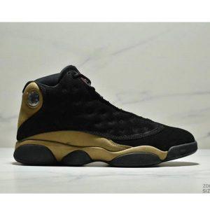 4cb4be1f42ee5b8d 300x300 - NIKE AIR JORDAN 13 RETRO 13代高幫籃球鞋 3D真貓眼 男款 黑紅金