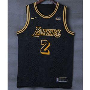 5166c205cbcda289 300x300 - Nike NBA球衣 湖人  黑色