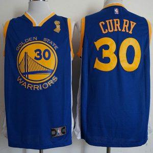 5209452a35d3e808 300x300 - Nike NBA球衣 勇士30冠軍版藍