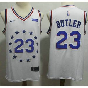 529075e2c7be3326 300x300 - Nike NBA球衣 76人23城市白 S-XXL