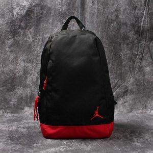 5500829b181da70d 300x300 - NIKE 雙肩包 男女 學生 書包 AJ 飛人 籃球包 旅遊 電腦 揹包 黑紅
