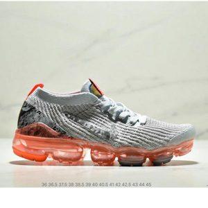 56b9cd8ca994ccc4 300x300 - Nike Air VaporMax Flyknit 3.0 針織網面透氣全掌氣墊跑步鞋 情侶款 灰橙