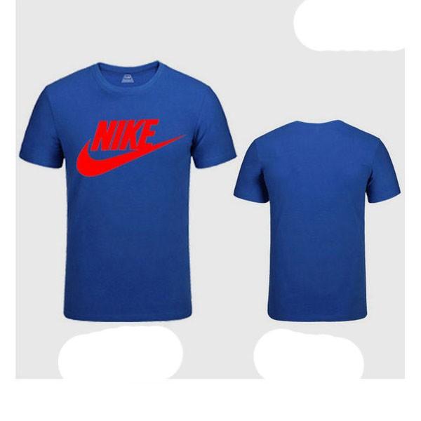 NIKE 跑步 短袖t恤 情侶款 圓領 莫代爾棉 打底衫 修身 簡約 上衣服