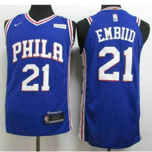 584b3d3d866ba80f 300x300 - Nike NBA球衣 76人隊 球衣 正品熱印籃球服 藍色