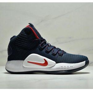 58e611247e162fbc 300x300 - Nike Hyperdunk X EP 籃球鞋戰靴 防滑耐磨運動鞋 網面編織透氣慢跑鞋 男鞋 深藍紅