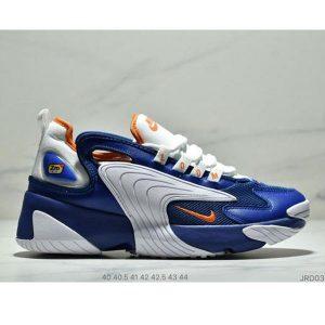 594d8f1434eb8548 300x300 - Nike Zoom +2K Sneaker White/Black Zoom 2000復古百搭老爹慢跑鞋 男款 白寶藍黃
