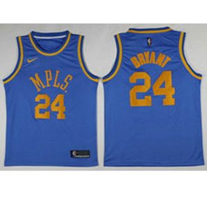5a45b1afc4745ca2 300x300 - Nike NBA球衣 湖人  藍色