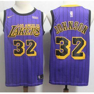 5aa418ea37f25b71 300x300 - Nike NBA球衣 湖人32號 新款紫色城市版