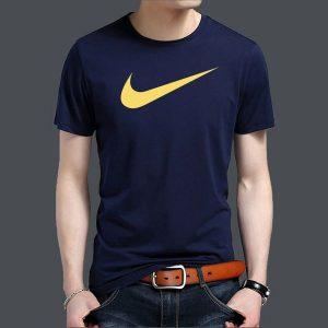 5d502c6616b0f05d 300x300 - NIKE 男裝 夏季 運動 休閒 舒適 透氣 圓領 短袖 T恤衫