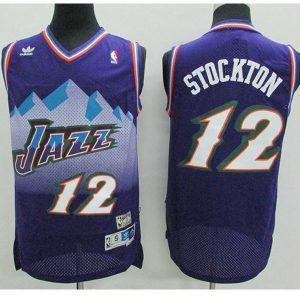 6115ae2d8ab82831 300x300 - Nike NBA球衣 爵士隊 雪山版 12號 斯托克頓 紫色