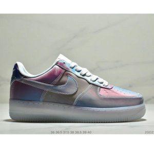 64708c9afbfa1104 300x300 - Nike Air Force 1 07 Demon Low 空軍一號 夜魔5D漸變閃光 百搭低幫休閒板鞋 女鞋