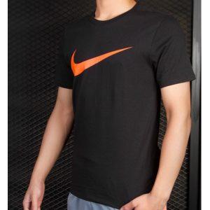 68fbe91d76d79cd7 300x300 - Nike 男子短袖印花LOGO圓領針織 運動休閒短袖T恤 白色