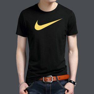 699c4e776415b6c0 300x300 - NIKE 男裝 夏季 運動 休閒 舒適 透氣 圓領 短袖 T恤衫
