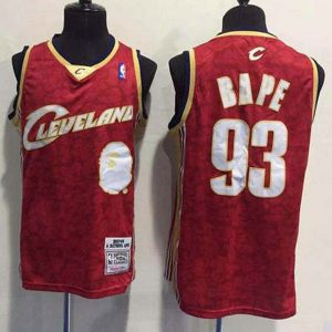 6e295523b94e2336 300x300 - Nike NBA球衣 猴爺聯名款騎士93  紅色
