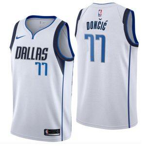 7369a6a2418a5bf4 300x300 - Nike NBA球衣 小牛77白