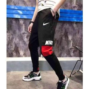 75ea632cc4ddb0f5 300x300 - Nike 男女休閒運動跑步健身薄寬鬆修身透氣情侶學生時尚束腳褲