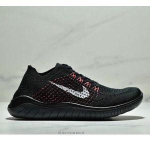 7669e358c3f81ffc 300x300 - Nike Free Rn Flyknit 赤足飛線編織運動跑步鞋休閒鞋 女鞋 黑橘