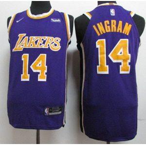 78b4a7272c9fdb11 300x300 - Nike NBA球衣 湖人 14號 英格拉姆 紫色
