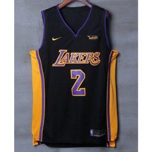 7b61060bd65b1c77 300x300 - Nike NBA球衣 湖人  黑色