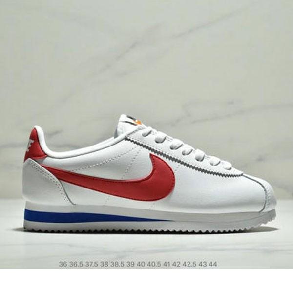 Nike Classic Cortez Betrue 阿甘 復古跑鞋 情侶款 白紅