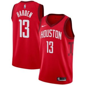 809ae1caecb948bc 300x300 - Nike NBA球衣 季後賽獎勵版火箭13  紅色