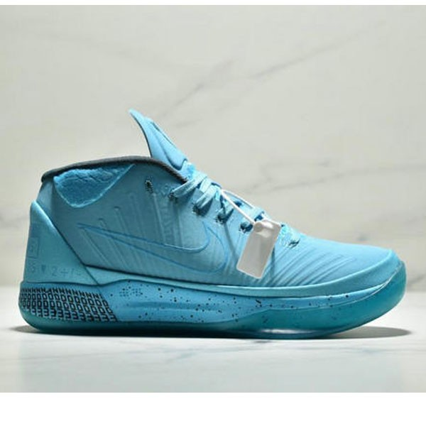 NIKE KOBE AD EP科比實戰籃球鞋運動鞋 男款 湖藍