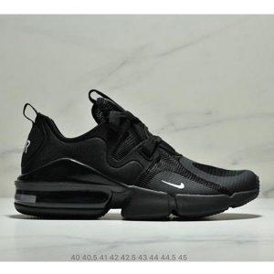 82102ffd038ce160 300x300 - Nike Air Max 春季新款 後置半掌氣墊運動減震跑步鞋 男款 黑白
