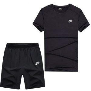 83e77c9fc874e114 300x300 - NIKE 運動 套裝 男短 套夏 薄款 跑步 健身  夏天運動衣