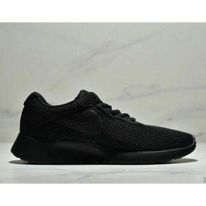 8433552a28dfa1e1 300x300 - Nike Wmns Tanjun SE 倫敦三代 尼龍韌性透氣網面 男女鞋 全黑