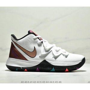 85666973fd2a43be 300x300 - Nike Kyrie 5 Bhm 54S3211耐克 歐文5室內實戰休閒運動籃球鞋 黑人月 男款