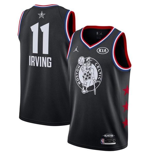Nike NBA球衣 全明星凱爾特人11黑