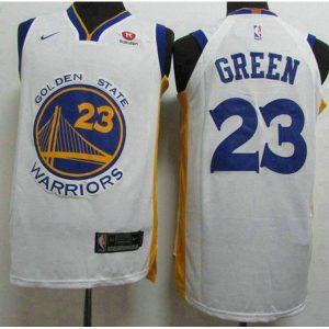 8617c466cf157595 300x300 - Nike NBA球衣 勇士新款  白色