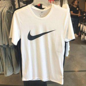 867f8ca4ad2c0674 300x300 - Nike 男子短袖印花LOGO圓領針織 運動休閒短袖T恤 白色