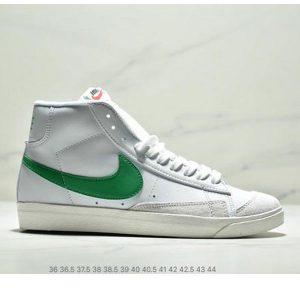 86d224ddc1ecfddf 300x300 - NIKE BLAZER MID  77 VNTG012613 高幫開拓者頭層皮經典板鞋 情侶款 白綠