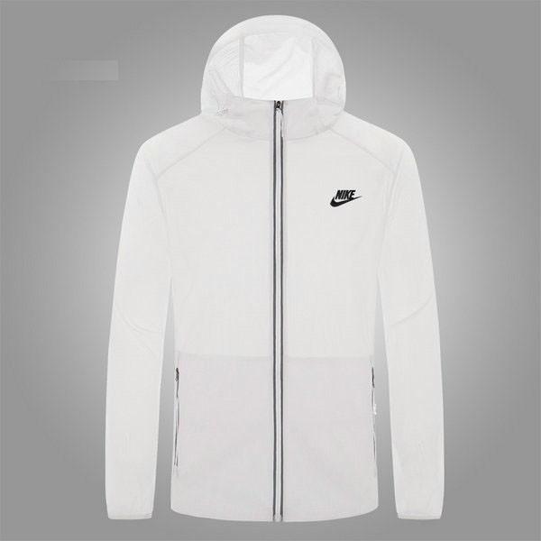 Nike 男夏季面板衣超薄透氣男士防晒服外套戶外釣魚面板風衣