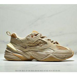 87fae394a582e222 300x300 - Nike M2K Tekno SP復古潮流百搭休閒運動旅遊老爹鞋 情侶款 亞麻黃沙棕