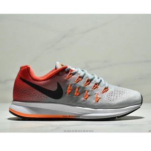 88eca35fcda3c27f 300x300 - Wmns Nike Air Zoom Pegasus 33登月系列 透氣網面夏季清涼休閒慢跑鞋 男鞋 灰橘紅黑