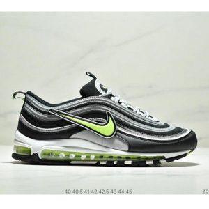 891be464e0c1c5b6 300x300 - Nike Air Max 97 大勾子彈復古全掌氣墊休閒運動鞋 男款 白黑綠